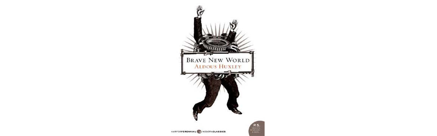the importance of individuality in aldous huxleys brave new world Free essay: aldous huxley's novel, brave new world in aldous huxley's novel, brave new world, john the savage is a combination of the two societies in which.